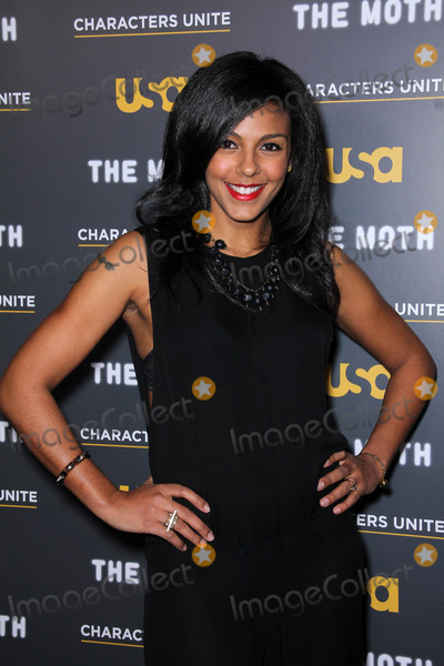 Marsha Thomason Photo - Marsha Thomasonat USA Network and Moth present A More Perfect Union Sories of Prejudice and Power  Pacific Design Center Los Angeles CA 02-15-12