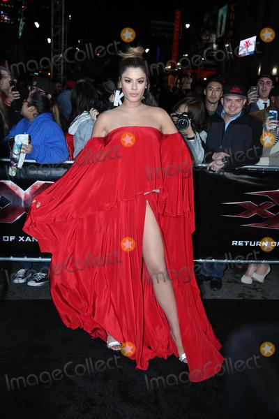 Ariadna Gutierrez Photo - Ariadna Gutierrezat the xXx Return Of Xander Cage Premiere TCL Chinese Theater IMAX Los Angeles CA 01-19-17