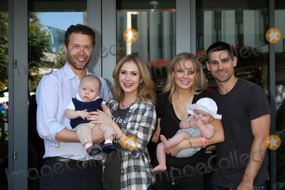 Ashley Jones Photo - Joel Henricks Hayden Joel Henricks Ashley Jones Melissa Ordway Olivia Gaston Justin Gastonat the 5th Annual Red Carpet Safety Awareness Event Sony Picture Studios Culver City CA 09-24-16