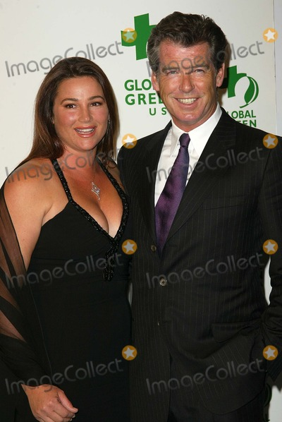 Shae Photo - Keely Shae Smith and Pierce Brosnan