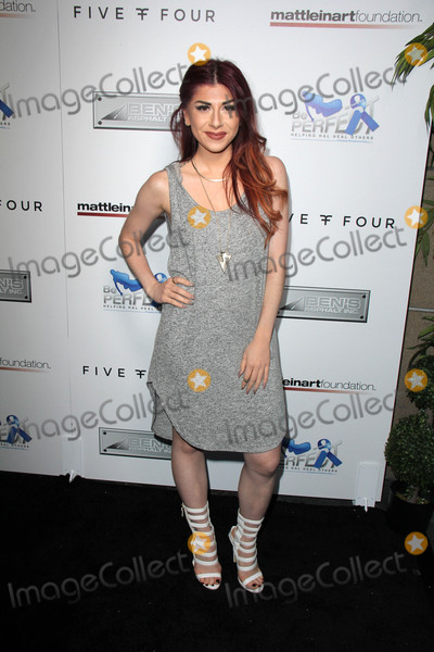 Alexa Ferr Photo - Alexa Ferrat the 9th Annual Celebrity Bowl for Charity Lucky Strike Hollywood CA 07-16-15