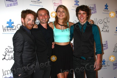 Seth Green Photo - Seth Green Lou Taylor Pucci Mackenzie Munro Tyler Stentifordat The Story Of Luke Los Angeles Premiere Music Hall Theater Beverly Hills CA 04-02-13