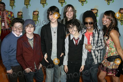 The Naked Brothers Band Photo - The Naked Brothers Band at the 2008 Nickelodeon Kids Choice Awards UCLAs Pauley Pavilion Westwood CA 03-29-08