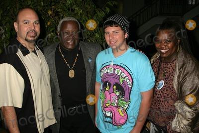 Art Evans Photo - Art Evans and Rick Casadosat the VIP Screening of Machete Joe Paramount Studios Hollywood CA 01-30-09