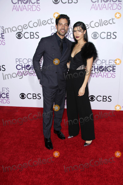 Adam Rodriguez Photo - Adam Rodriguez Grace Gailat the 42nd Annual Peoples Choice Awards Arrivals Microsoft Theater Los Angeles CA 01-18-17