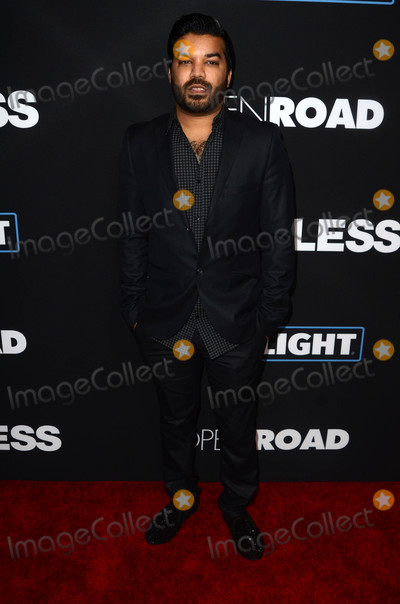 Adrian Ray Photo - Adrian Rayat the Sleepless Los Angeles Premiere Regal LA Live Los Angeles CA 01-05-17