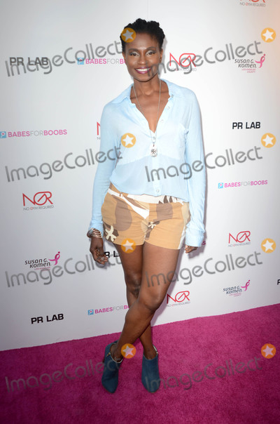 Adina Porter Photo - Adina Porterat Babes for Boobs Live Bachelor Auction for Breast Cancer Research El Rey Theater Los Angeles CA 06-16-16