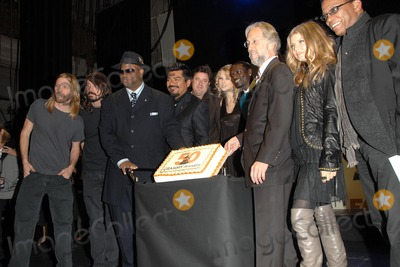 Jimmy Jam Photo - Jimmy Jam Neil Portnow Fergie Dave Grohl George Lopez at the 50th Annual Grammy Award Nominations Henry Fonda Music Box Theater Hollywood CA 12-06-07