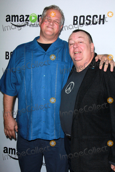 Troy Evans Photo - Abraham Benrubi Troy Evansat the Bosch Amazon Red Carpet Premiere Screening Cinerama Dome Hollywood CA 02-03-15