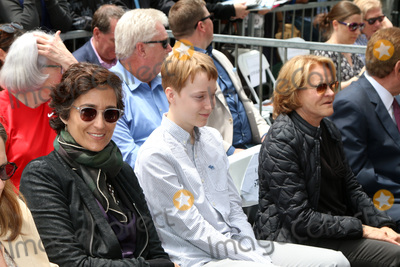 Alexandra Hedison Photo - Alexandra Hedison Kit Bernard Fosterat the Jodie Foster Star on the Hollywood Walk of Fame Ceremony Hollywoodm CA 05-04-16