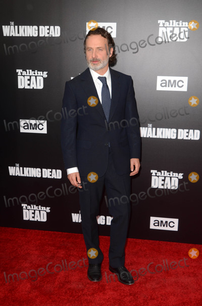Andrew Lincoln Photo - Andrew Lincolnat AMCs Special Edition of Talking Dead Hollywood Forever Cemetery Los Angeles CA 10-23-16