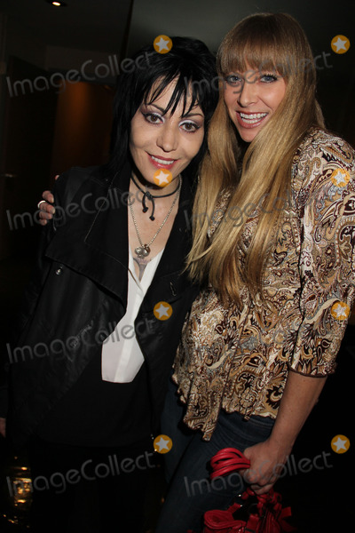 Amanda Rushing Photo - Joan Jett Amanda Rushingat the Hell In The City Of Angels Chris Stein Photo Exhibition Opening Morrison Hotel Gallery West Hollywood CA 08-09-13