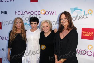 Gina Schock Photo - Charlotte Caffey Jane Wiedlin Gina Schock Belinda Carlisleat the Hollywood Bowl Opening Night and Hall Of Fame Ceremony Hollywood Bowl Hollywood CA 06-21-14
