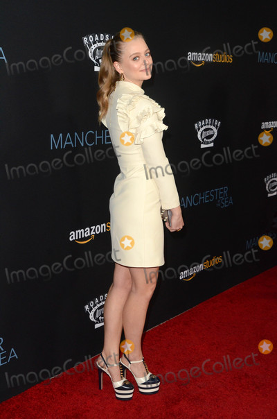 Anna Baryshnikov Photo - Anna Baryshnikovat the Los Angeles Premiere of Manchester By The Sea Academy of Motion Picture Arts and Sciences Beverly Hills CA 11-14-16
