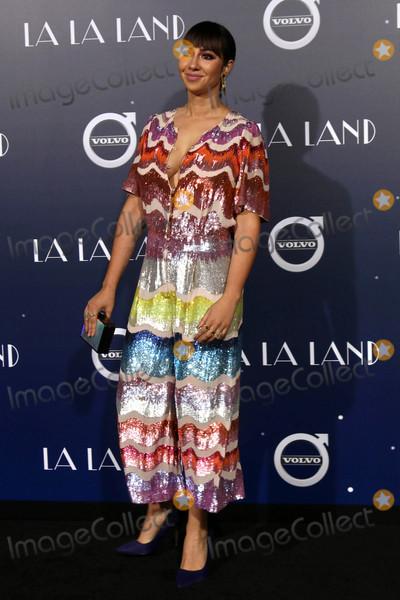 Jackie Cruz Photo - Jackie Cruzat the La La Land World Premiere Village Theater Westwood CA 12-06-16