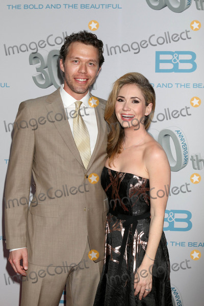 Ashley Jones Photo - Joel Henricks Ashley Jonesat the The Bold and The Beautiful 30th Anniversary Party Cliftons Downtown Los Angeles CA 03-18-17