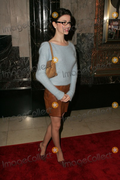 Irving Berlin Photo - Masiela Lushaat the Opening of Irving Berlins White Christmas Pantages Theatre Hollywood CA 11-28-05