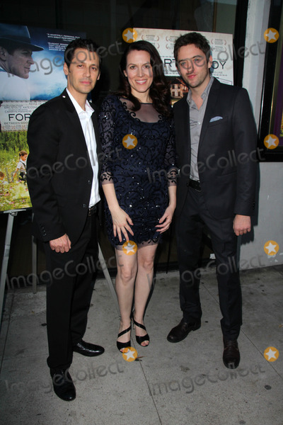 Andy Hirsch Photo - Andy Hirsch Kate Connor Johnny Pacarat the Fort McCoy Premiere Music Hall Theater Beverly Hills CA 08-15-14
