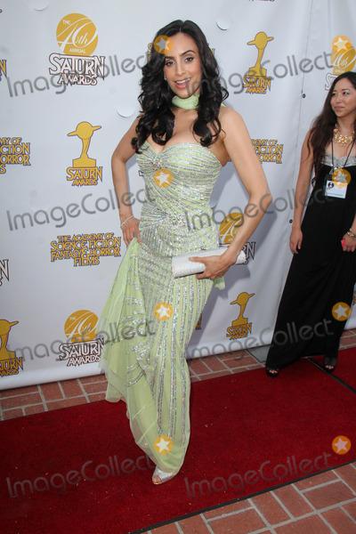 Valerie Perez Photo - Valerie Perezat the 40th Annual Saturn Awards The Castaway Burbank CA 06-26-14