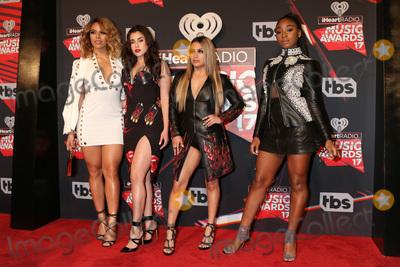 Fifth Harmony Photo - Fifth Harmony Dinah Jane Lauren Jauregui Ally Brooke Normani Kordeiat the 2017 iHeart Music Awards The Forum Los Angeles CA 03-05-17