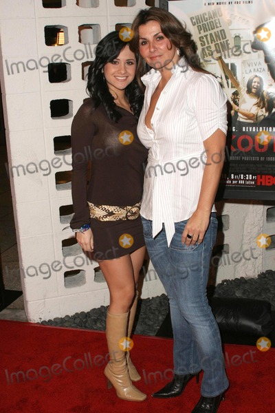 Silvana Arias Photo - Silvana Arias and Eva Tamargo Lemusat the premiere of Walkout The Cinerama Dome Hollywood CA 03-14-06