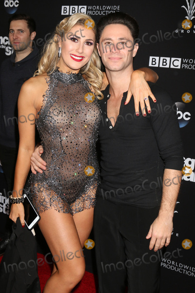 Emma Slater Photo - Emma Slater Sasha Farberat the Dancing With The Stars Live Finale The Grove Los Angeles CA 11-22-16