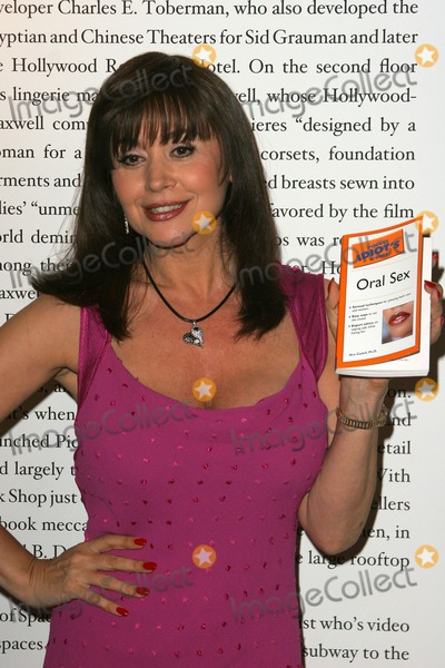 Ava Cadell Photo - Dr Ava Cadell at Dr Ava Cadells Book Release Party for The Pocket Idiots Guide to Oral Sex Erotic Museum Hollywood CA 01-25-05