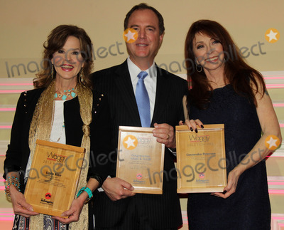 Linda Blair Photo - Linda Blair Adam Schiff Cassandra Petersonat the 2nd Annual Waggy Awards to Benefit the Tailwaggers Foundation Taglyan Complex Hollywood CA 02-08-15