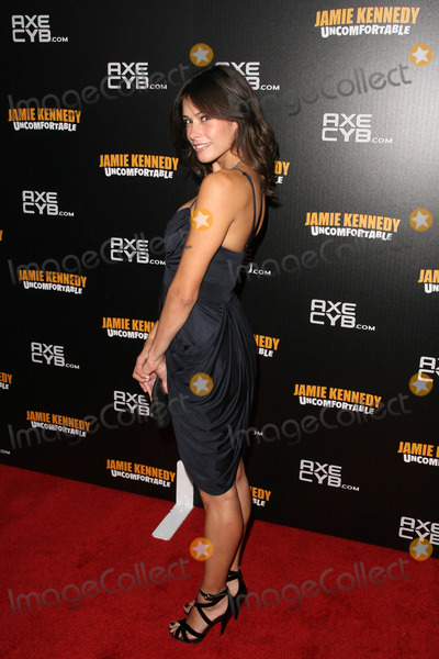 Angela Gots Photo - Angela Gotsat the premiere of Jamie Kennedys Showtime Special Uncomfortable Drais Hollywood CA 11-04-10