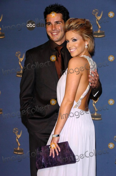 Jason Cook And Kirsten Storms