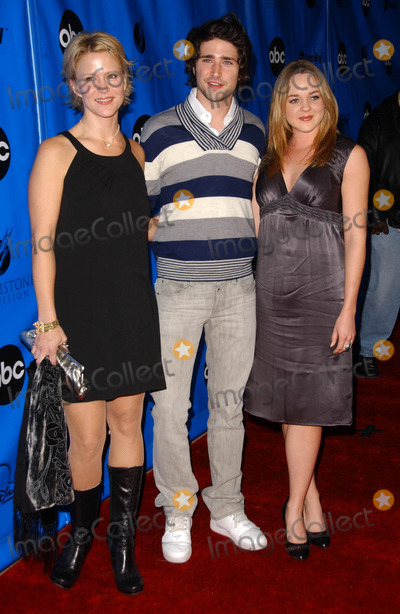 April Matson Photo - Marguerite MacIntyre with Matt Dallas and April Matsonat the Disney - ABC Television Group All Star Party Ritz-Carlton Huntington Hotel Pasadena CA 01-14-07