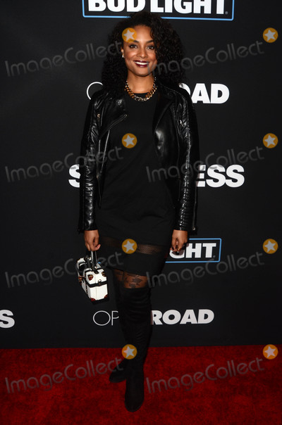 Alesha Renee Photo - Alesha Reneeat the Sleepless Los Angeles Premiere Regal LA Live Los Angeles CA 01-05-17