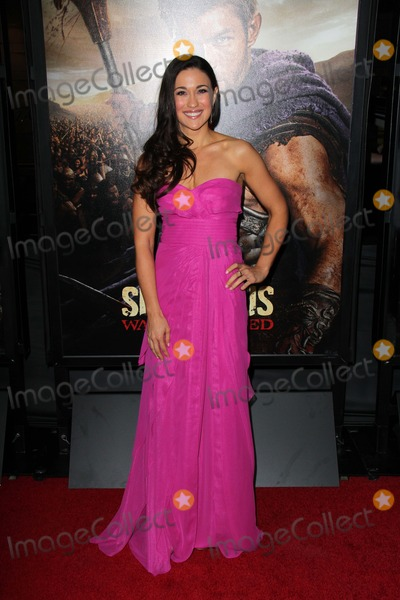 Jenna Lind Photo - Jenna Lindat the Spartacus War Of The Damned Los Angeles Premiere Regal Cinemas Los Angeles CA 01-22-13