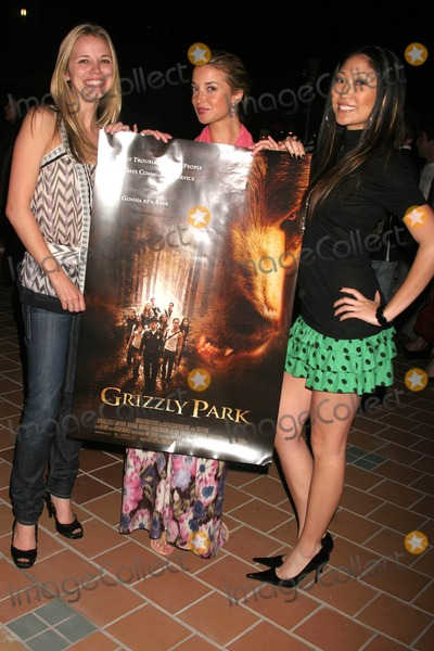 Emily Foxler Photo - Julie Skon with Emily Foxler and Jelynn Rodriguez at the Los Angeles Premiere of Grizzly Park Laemmle Sunset 5 Cinemas West Hollywood CA 04-04-08