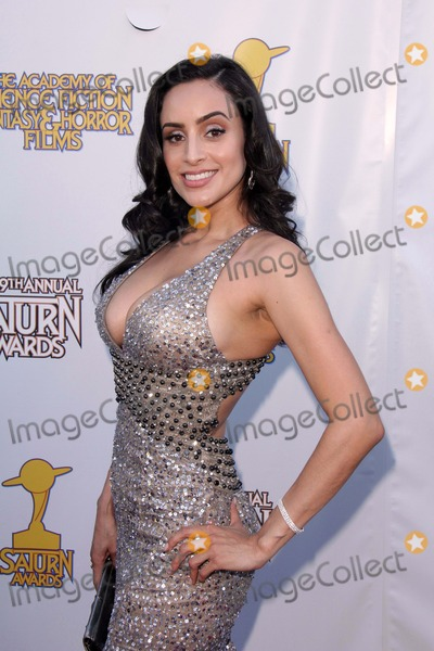 Valerie Perez Photo - Valerie Perezat the 39th Annual Saturn Awards The Castaway Burbank CA 06-26-13