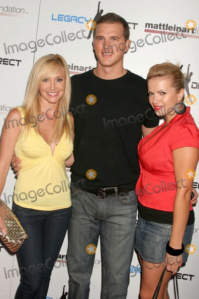 Anna Chudoba Photo - Camille Anderson and Anna Chudoba at the 2nd Annual Celebrity Bowling Night Benefitting the Matt Leinart Foundation Lucky Strike Lanes Hollywood CA 07-17-08