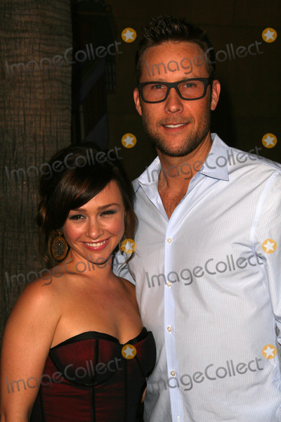 Michael Rosenbaum Photo - Danielle Harris and Michael Rosenbaumat the Hatchet II Los Angeles Premiere Egyptian Theater Hollywood CA 09-28-10