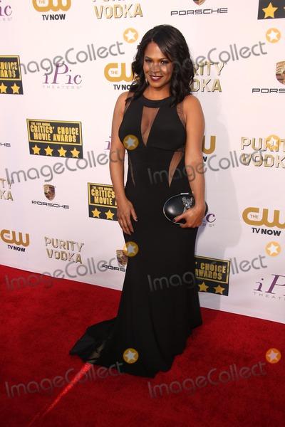 Nia Long Photo - Nia Longat the 19th Annual Critics Choice Movie Awards Arrivals Barker Hangar Santa Monica CA 01-16-14