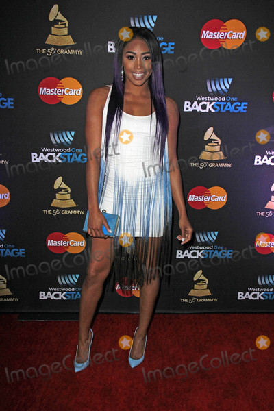 Ariane Andrew Photo - Ariane Andrewat the 2016 Grammys Radio Row Day 1 presented by Westwood One Staples Center Los Angeles CA 02-12-16