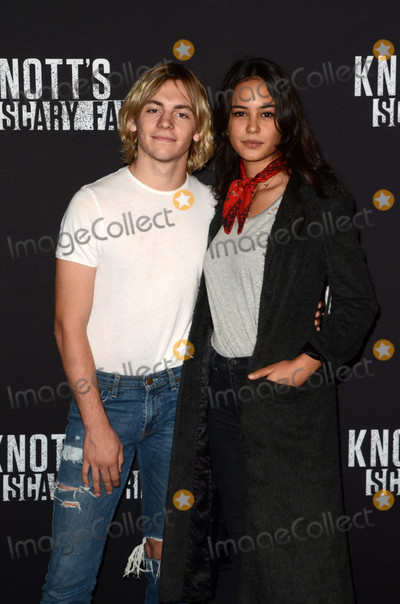 Ross Lynch Photo - Ross Lynch Courtney Eatonat the 2016 Knotts Scary Farms Black Carpet Event Knotts Berry Farm Buena Park CA 09-30-16