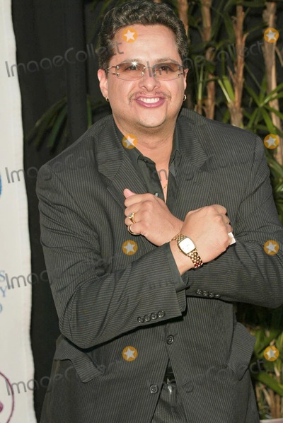 Tito Puente Photo - Tito Puente Jr at the 2004 Latin Recording Academy Person of the Year Tribute to Carlos Santana at the Century Plaza Hotel Century City CA 08-30-04