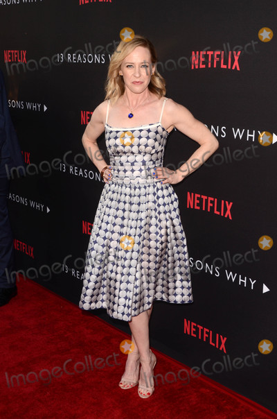 Amy Hargreaves Photo - Amy Hargreavesat the 13 Reasons Why Los Angeles Premiere Paramount Studios Los Angeles CA 03-30-17