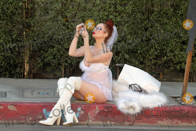 Phoebe Price Photo - Phoebe PriceWill You Marry Me Shoot - a message to an unnamed lover - Private Location Los Angeles CA 02-15-16