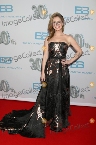 Ashley Jones Photo - Ashley Jonesat the The Bold and The Beautiful 30th Anniversary Party Cliftons Downtown Los Angeles CA 03-18-17