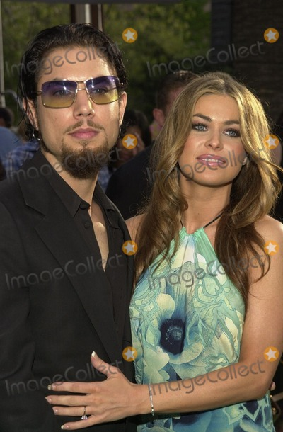 Dave Navarro Photo - Dave Navarro and Carmen Electra at the 2002 ESPN Action Sports and Music Awards held at Universal Studios Hollywood 04-13-02
