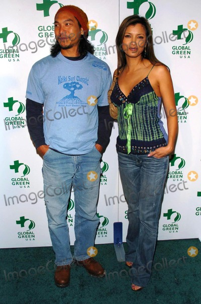 Jason Scott Lee Photo - Jason Scott Lee and Kelly Huat the Global Green Oscar Party The Henry Fonda Music Box Theatre Hollywood CA 03-03-06