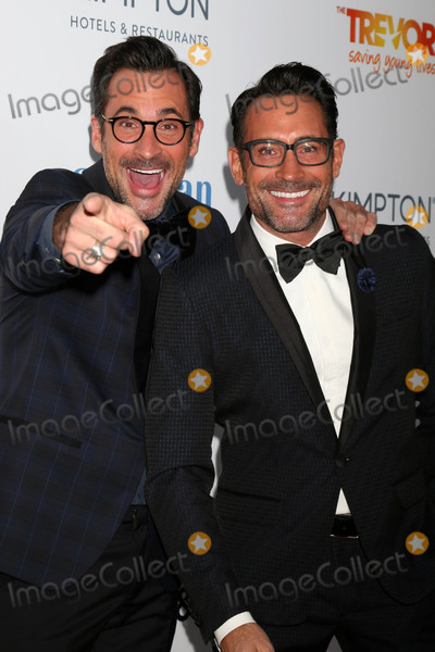 Lawrence Zarian Photo - Lawrence Zarian Gregory Zarianat the TrevorLIVE Los Angeles 2016 Beverly Hilton Hotel Beverly Hills CA 12-04-16