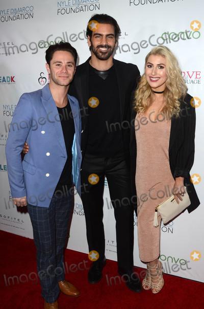 Emma Slater Photo - Sasha Farber Nyle DiMarco Emma Slaterat the Nyle DiMarco Foundation Love  Language Kickoff Campaign 2016 Sofitel Hotel Beverly Hills CA 11-29-16