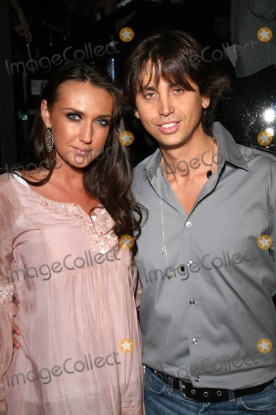Anna Anisimova Photo - Anna Anisimova and Jonathan Cheban at the Kritik Clothing Party Lisa Kline Beverly Hills CA 04-10-08