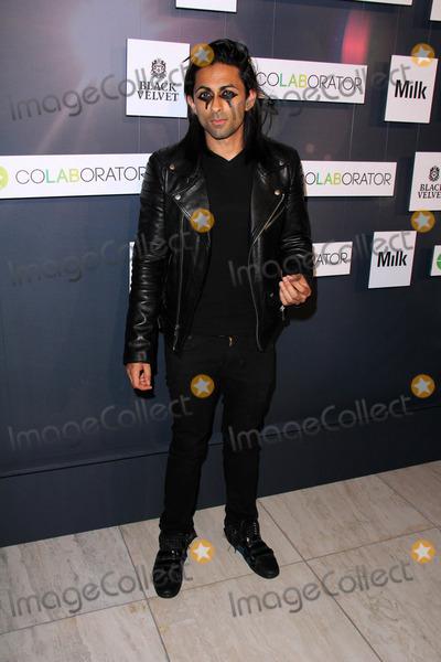 Adi Shankar Photo - Adi Shankarat the Colaboratorcom Launch Party Milk Studios Los Angeles CA 11-06-14